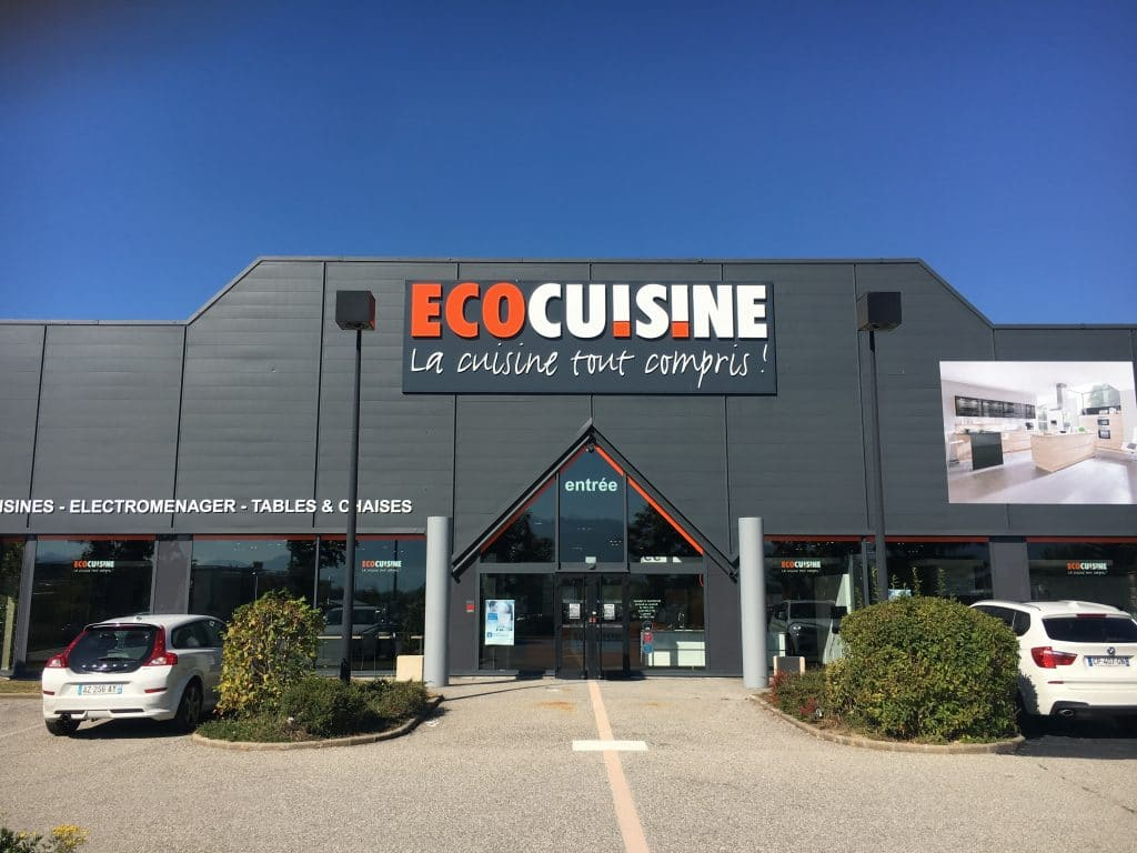 ecocuisine  u2013 centre commercial grand epagny